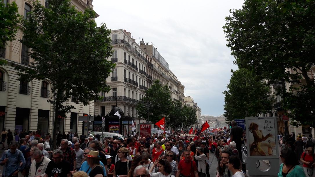 Marée Marseille totale